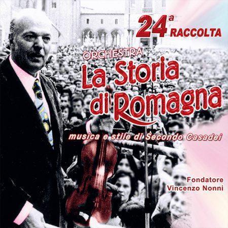 LA STORIA DI ROMAGNA - 24ª RACCOLTA