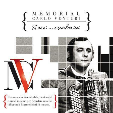 COFANETTO MEMORIAL CARLO VENTURI