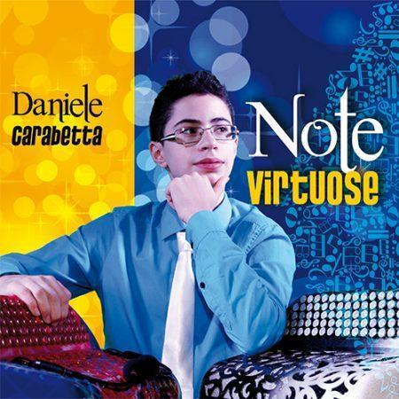 "DANIELE CARABETTA – CD PLUS ""NOTE VIRTUOSE"""