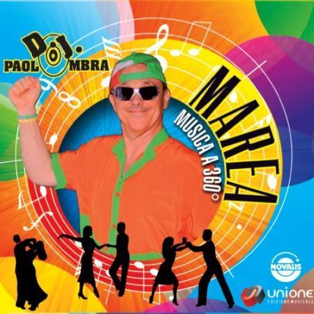 DJ PAOLO OMBRA - MAREA
