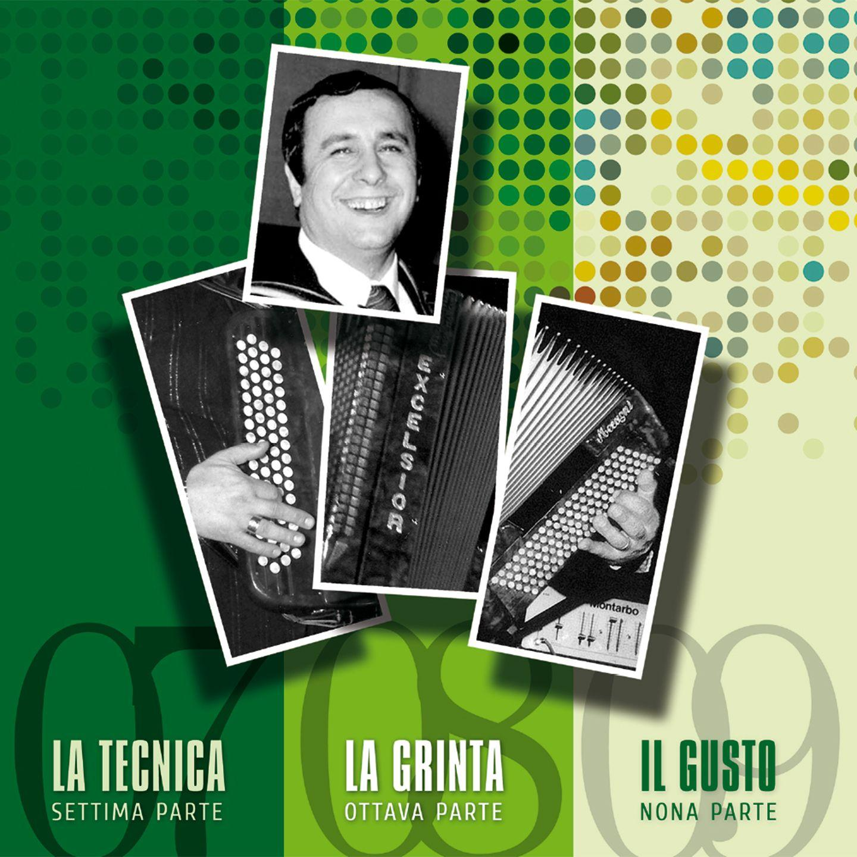 CARLO VENTURI – VOL. 7 – LA TECNICA / VOL. 8 – LA GRINTA / VOL. 9 – IL GUSTO