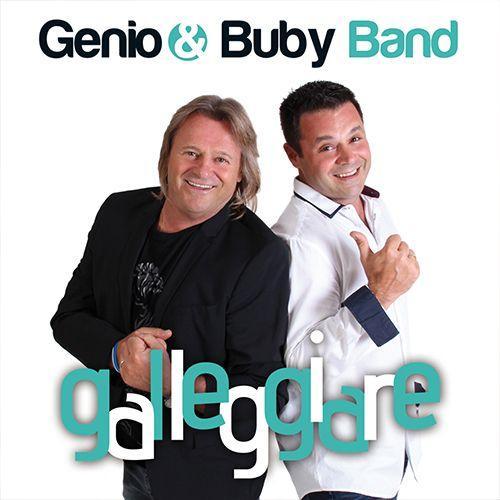 GENIO & BUBY BAND - GALLEGGIARE