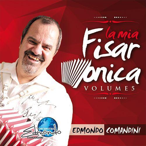 EDMONDO COMANDINI – LA MIA FISARMONICA (volume 5)