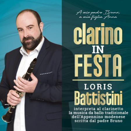 LORIS BATTISTINI - CLARINO IN FESTA