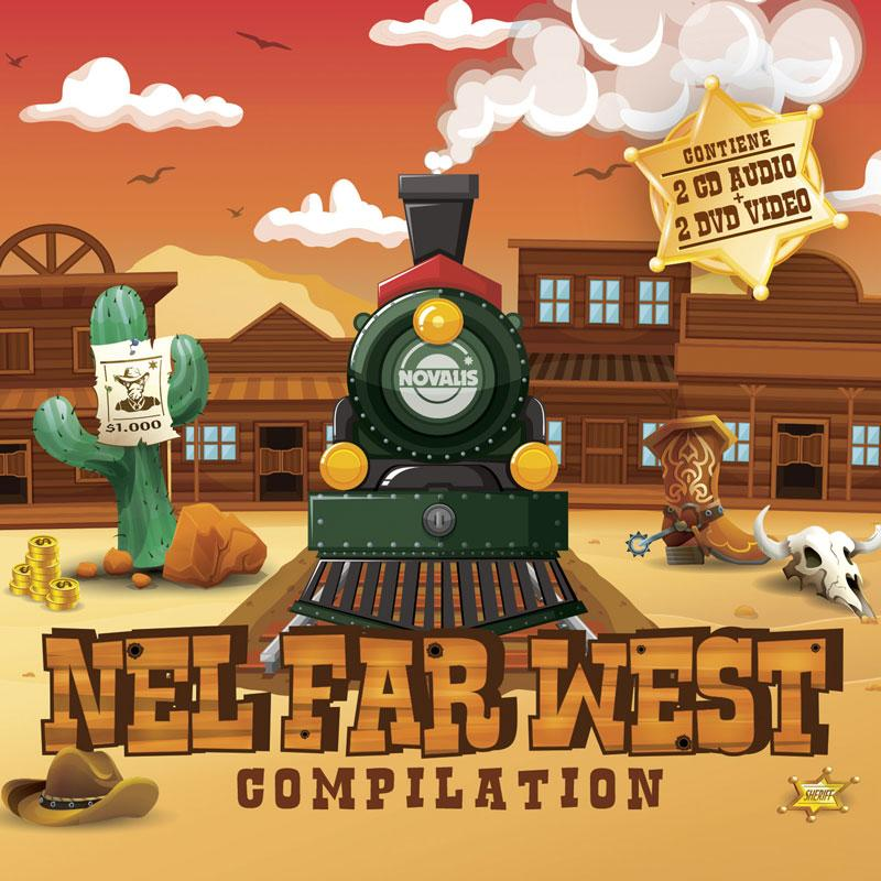 NEL FAR WEST – COMPILATION