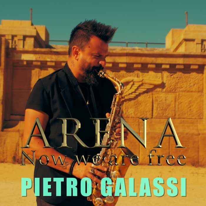 PIETRO GALASSI – ARENA / NOW WE ARE FREE