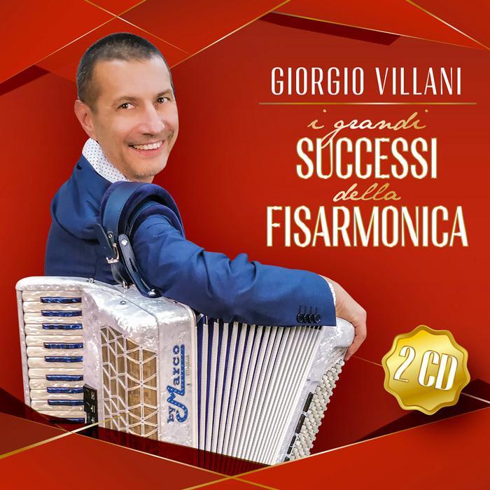 GIORGIO VILLANI - I GRANDI SUCCESSI DELLA FISARMONICA